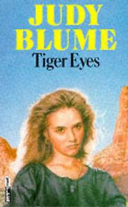 Tiger Eyes by Judy Blume (Paperback, 1983)
