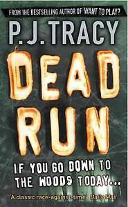 Dead Run, Tracy, P. J., New Book