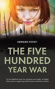 Tovey-The 500 Year War  BOOK NEW