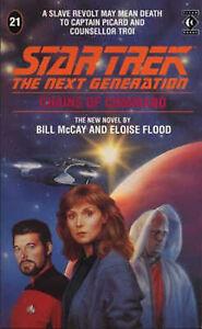 Chains of Command (Star Trek: The Next Generation), William McCay, Eloise Flood