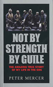 Not by Strength, by Guile, Peter Mercer, Very Good Book