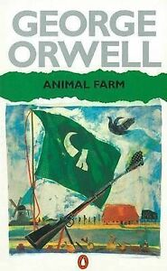 Animal-Farm-A-Fairy-Story-Orwell-George-Paperback-Book
