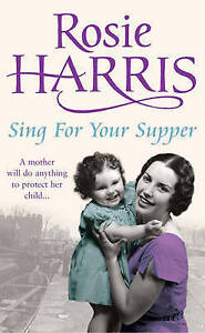 """""""VERY GOOD"""" Sing for Your Supper, Harris, Rosie, Book"""