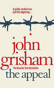 034NEW034 The Appeal Grisham John Book - Consett, United Kingdom - 034NEW034 The Appeal Grisham John Book - Consett, United Kingdom