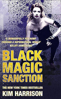 Black Magic Sanction  Kim Harrison Book