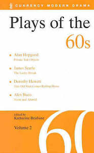 Plays of the 60s: v.2 by Currency Press Pty Ltd (Paperback, 1999)