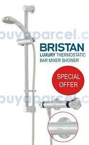 Bristan ARTISAN BAR Thermostatic Bar Mixer Shower + KIT