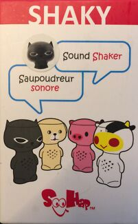 Sound Shaker for Salt, Pepper, Icing Sugar or Cocoa Powder