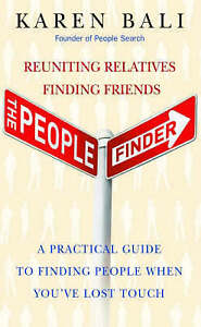 The People Finder  BOOK NEW