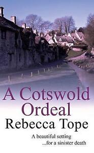 A-Cotswold-Ordeal-Cotswold-Mysteries-Rebecca-Tope-Paperback-Book-Acceptab