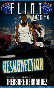 Flint-Book-4-Resurrection-Treasure-Hernandez-Very-Good-Book