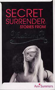 Secret Surrender by Ann Summers (Paperback, 2008)