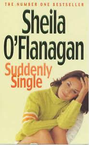 Suddenly-Single-by-Sheila-O-039-Flanagan-Paperback-1999