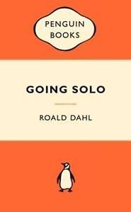 LIKE NEW! Going Solo by Roald Dahl FREE AUS POST! Paperback, 2008