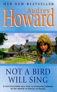 Not a Bird Will Sing, Audrey Howard - Paperback Book