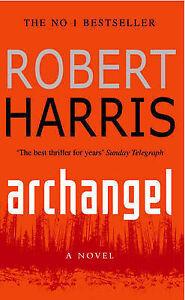 Robert-Harris-Archangel-Book