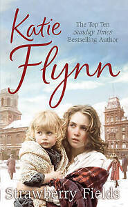 FLYNN,KATIE-STRAWBERRY FIELDS  BOOK NEW