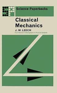 Classical Mechanics (Science Paperbacks)-ExLibrary
