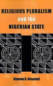 Religious Plural Nigerian S  BOOK NEW