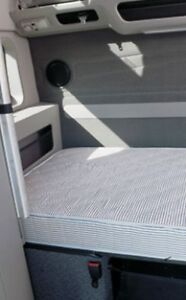 Semi Truck Sleeper Cab Bed RV Bunk Luxury Mattress / 6.5