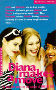 """VERY GOOD"" Diana Makes A Move (Making Waves S.), Applegate, Katherine, Book"