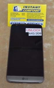 Téléphone cellulaire LG G5 32G Unlock