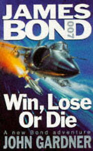 Win, Lose or Die (Coronet Books), Gardner, John, Very Good Book