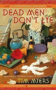 Very Good, Dead Men Don't Lye, Myers, Tim, Book
