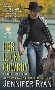 Her Lucky Cowboy: A Montana Men Novel by Jennifer Ryan (Paperback, 2015)