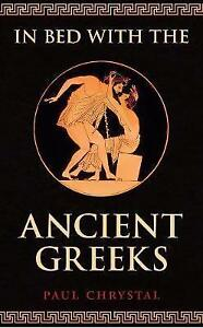 Chrystal-In Bed With The Ancient Greeks  BOOK NEW