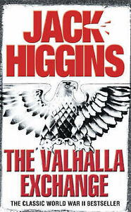 Jack-Higgins-The-Valhalla-Exchange-Book
