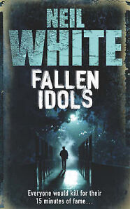 Fallen Idols by Neil White Small Paperback 20% Bulk Book Discount