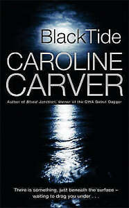 Black Tide, Carver, CJ, New Book