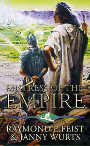 Mistress of the Empire, Feist, Raymond E., Wurts, Janny, Very Good Book