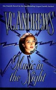 Logan-Music-in-the-Night-4-by-V-C-Andrews-1998-Paperback