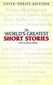 The World's Greatest Short Stories Daley, James -Paperback