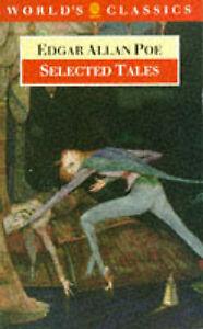 Selected-Tales-Worlds-Classics-Edgar-Allan-Poe-Very-Good-0192815229