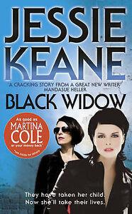 Black-Widow-Jessie-Keane-Used-Good-Book