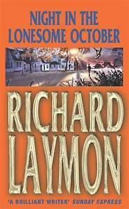 Night in the Lonesome October, Laymon, Richard Paperback Book
