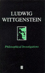 Philosophical Investigations-ExLibrary
