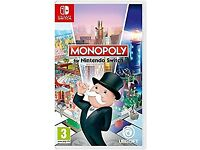Nintendo Switch Monopoly Game