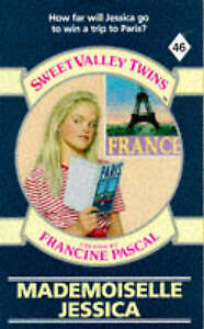 Mademoiselle-Jessica-Sweet-Valley-Twins-Suzanne-Jamie-Book