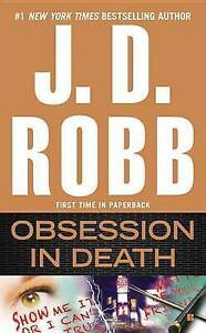 Obsession in Death by J D Robb (Paperback / softback, 2015)