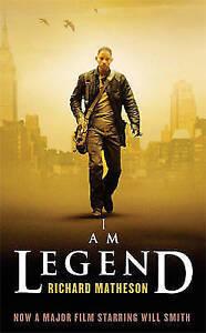 I Am Legend (GOLLANCZ S.F.), Matheson, Richard, Very Good Book