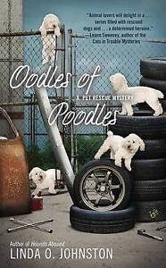 Oodles of Poodles (A Pet Rescue Mystery)-ExLibrary