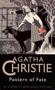 Postern of Fate, Christie, Agatha, Very Good Book