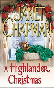 Chapman, Janet, A Highlander Christmas, Very Good Book
