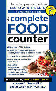 The Complete Food Counter, 3rd Edition-ExLibrary