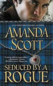 Seduced by a Rogue, Scott, Amanda, Mass Market Paperback, New
