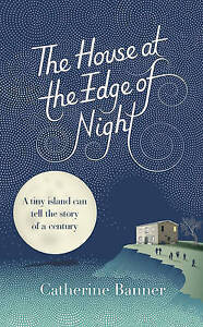 BANNER,CATHERIN-HOUSE AT THE EDGE OF NIGHT, THE  BOOK NEW